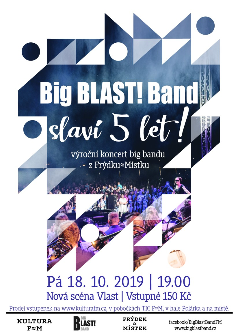Big BLAST! Band slaví 5 let!