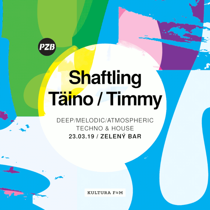 PZB w. Täino & Shaftling, Timmy – Deep / Melodic / Atmospheric Techno & House
