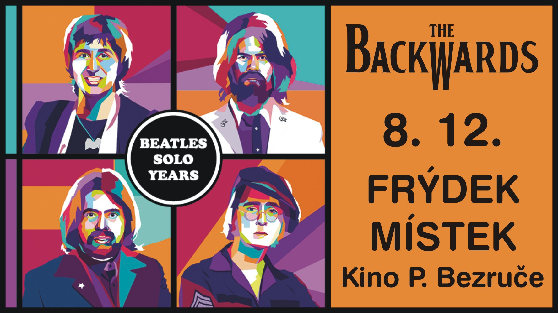 THE BACKWARDS | Beatles Solo Years