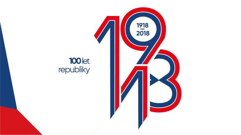 100 let grafika